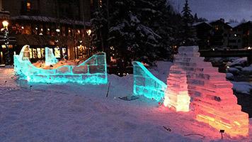 Triumph Winterfest Vail 2014